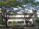 Taman C-D di kampus STAN Jurangmangu (tempo dulu)